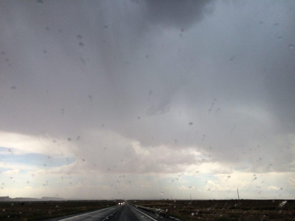 Lightning Storm in Arizona.