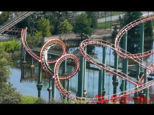 Anaconda Thrill Ride in Virginia