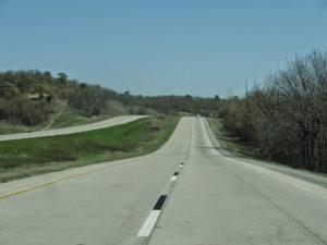 Oklahoma freeway