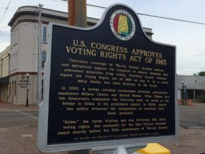 voting rights act approved