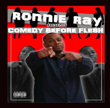 Ronnie Ray Comedy Album